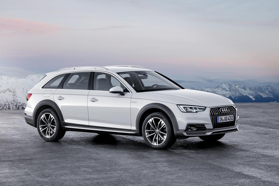 Nowe Audi A4 Allroad Quattro