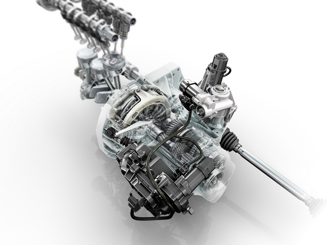 zautomatyzowana skrzynia biegów EASY-R