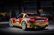 Nowy Abarth 124 spider i Abarth 124 rally