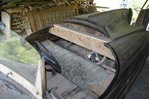 Drewniana Syrenka z Lanckorony