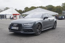 Audi quattro experience Warszawa 2015