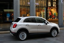 Fiat 500X - fot. Fiat