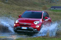 Nowy crossover Fiat 500X