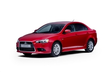 Mitsubishi Lancer Sedan 2015 Intense