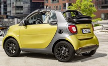 Nowy Smart fortwo cabrio
